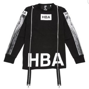 Hood by Air Twin Zip Up Shirt